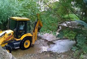 Θεσσαλονίκη: Καθαρισμοί ρεμάτων και αντιπλημμυρικά έργα