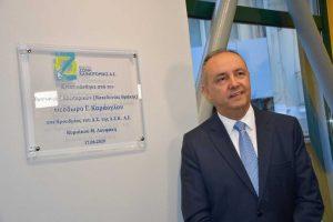 Καράογλου: Η Β. Ελλάδα ξεκινά τον πρωταθλητισμό στην καινοτομία και την τεχνολογία