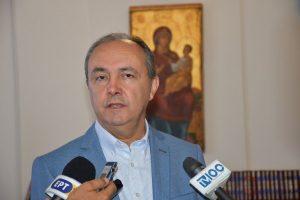Ο Θ. Καράογλου στη συνεδρίαση της ΠΕΔ-ΚΜ