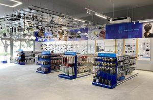 Νέο κατάστημα της «Β. Καυκάς ΑΕ» στη Σίνδο