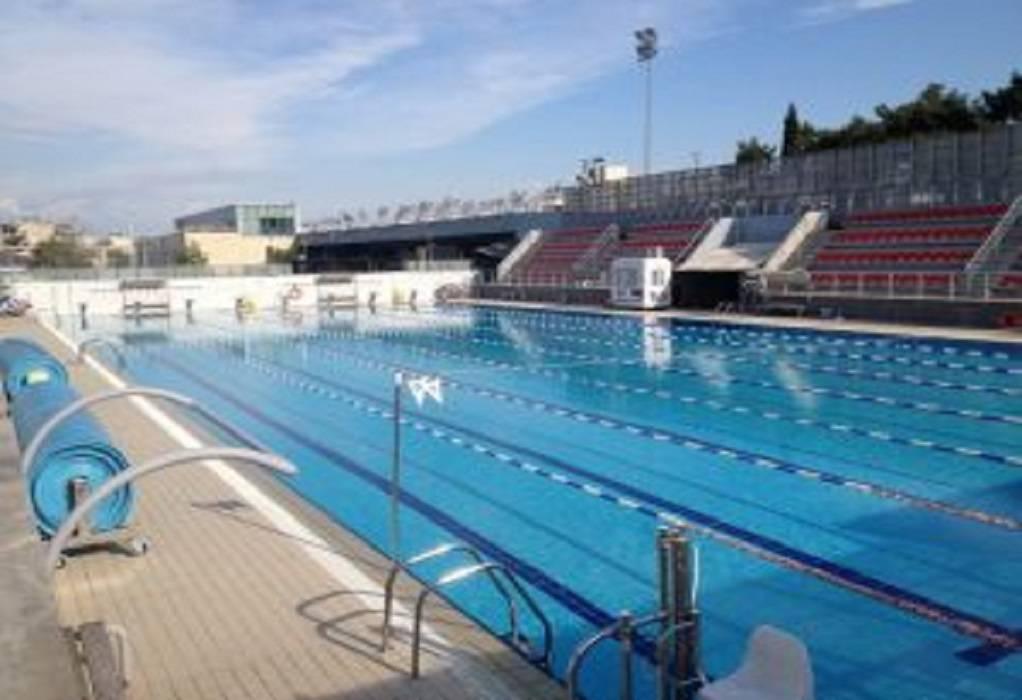 Θεσ/νίκη: Αποκατάσταση βλαβών δημοτικού κολυμβητηρίου