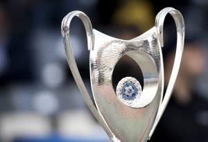 Ορίστηκε η ημερομηνία του τελικού Κυπέλλου Ελλάδας