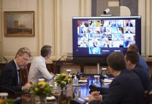 Μητσοτάκης: Έτοιμη η κυβέρνηση για πρόσθετη στήριξη της εργασίας