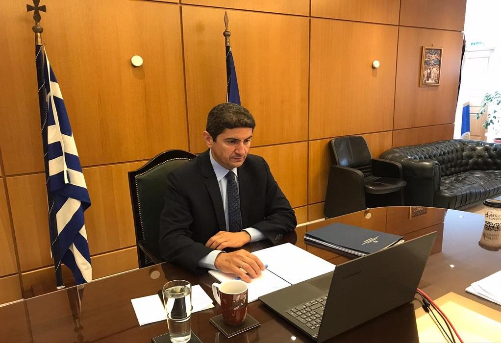 Αυγενάκης: Η ΕΕ να ενισχύσει τον ερασιτεχνικό αθλητισμό
