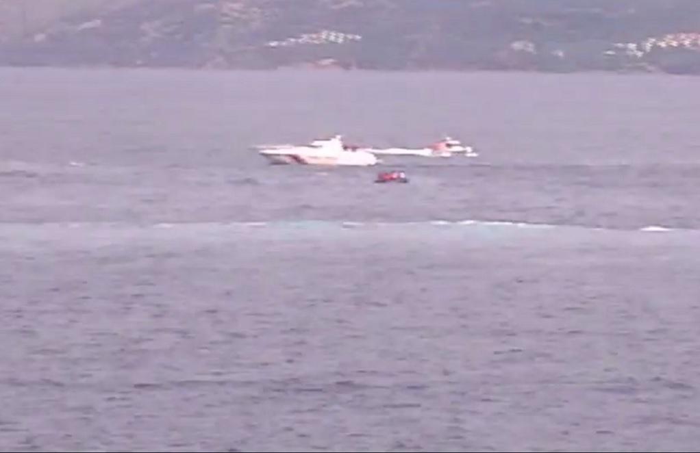 Το Λιμενικό απαντά σε καταγγελίες για καθυστερημένη επιχείρηση διάσωσης μεταναστών (VIDEO)