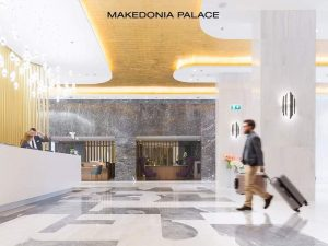 Ανοίγει στη 1 Ιουλίου το Makedonia Palace