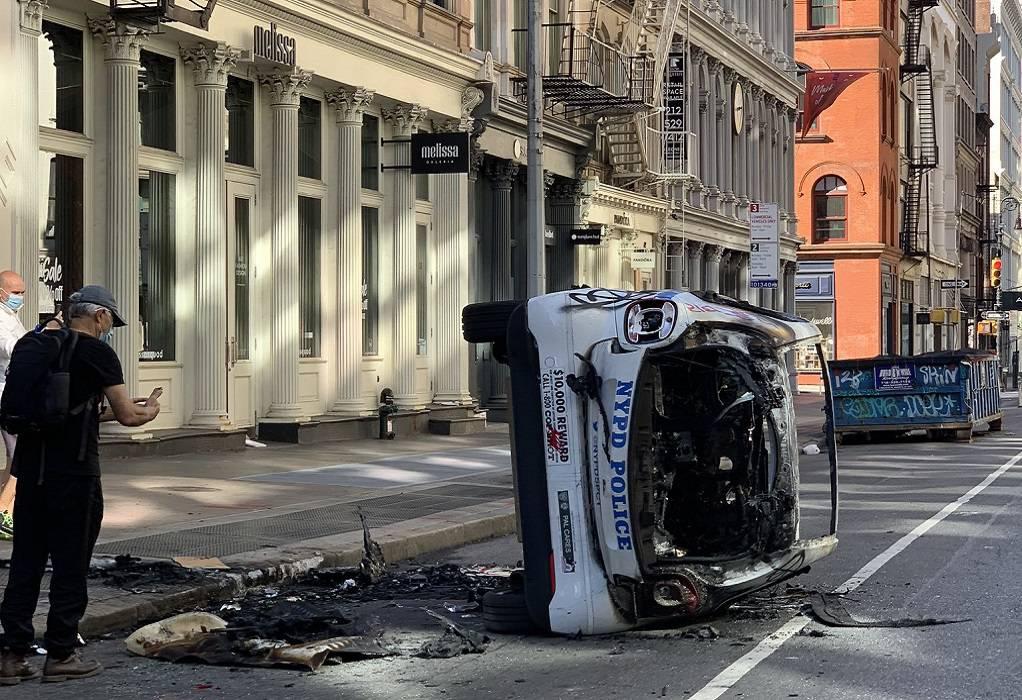 Νέα Υόρκη: Στο σκοτάδι βυθίστηκε το Μανχάταν