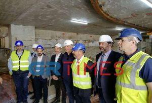 Ζέρβας: Κοινός στόχος, μετρό στην πόλη το 2023