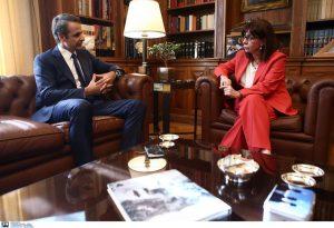 Κ. Μητσοτάκης: Αντιμετωπίζουμε τις προκλήσεις με προσήλωση στο Διεθνές Δίκαιο