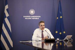 Στην τελετή έναρξης των εργασιών στο Ελληνικό ο Μητσοτάκης
