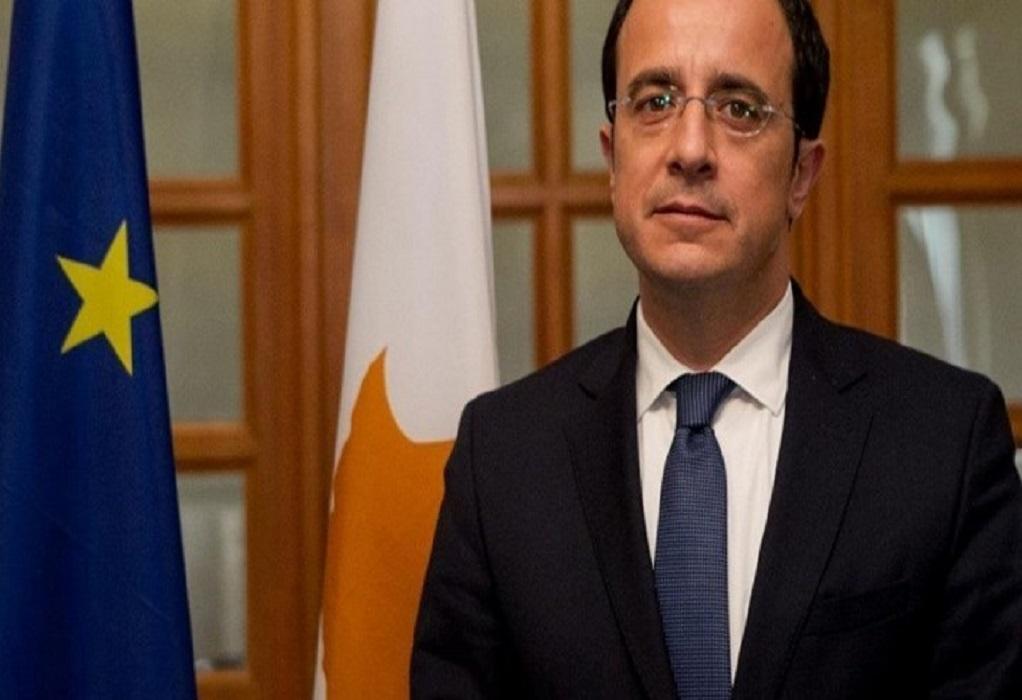 Συμμετοχή Χριστοδουλίδη στις εργασίες του Συμβουλίου Εξωτερικών Υποθέσεων της ΕΕ