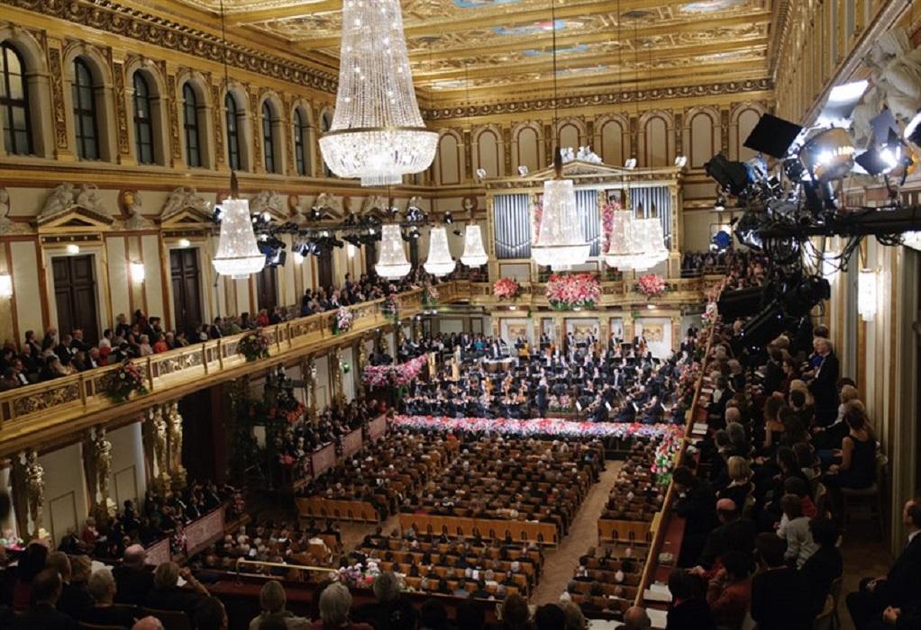 Αυλαία για την όπερα της Βιέννης