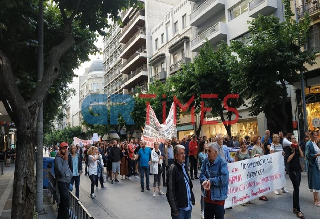 Συλλαλητήριο κατά του νομοσχεδίου για την Παιδεία (ΦΩΤΟ-VIDEO)