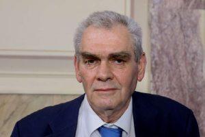 Αποχώρησε από την επιτροπή ο Παπαγγελόπουλος