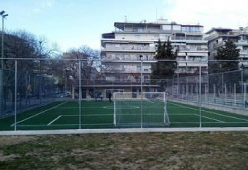 Θεσ/νίκη: Νέοι αθλητικοί χώροι