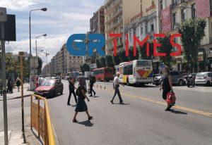 Θεσσαλονίκη: Πάνω από 600 παρασύρσεις πεζών σε δύο χρόνια