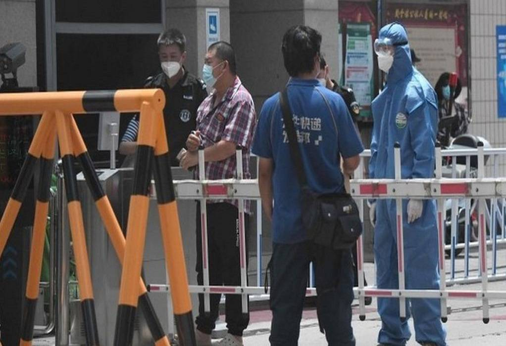 Πεκίνο: Διατήρηση συνοριακών περιορισμών για έναν ακόμη χρόνο λόγω Covid-19
