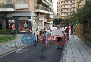 Θεσ/νικη:Πορεία αλληλεγγύης για τους μετανάστες (ΦΩΤΟ)