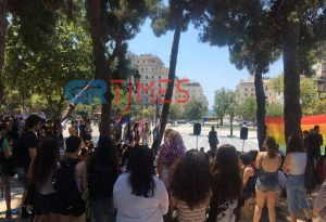 Θεσ/νίκη: 4ο Αυτοοργανωμένο Thessaloniki Pride (ΦΩΤΟ-ΒΙΝΤΕΟ)