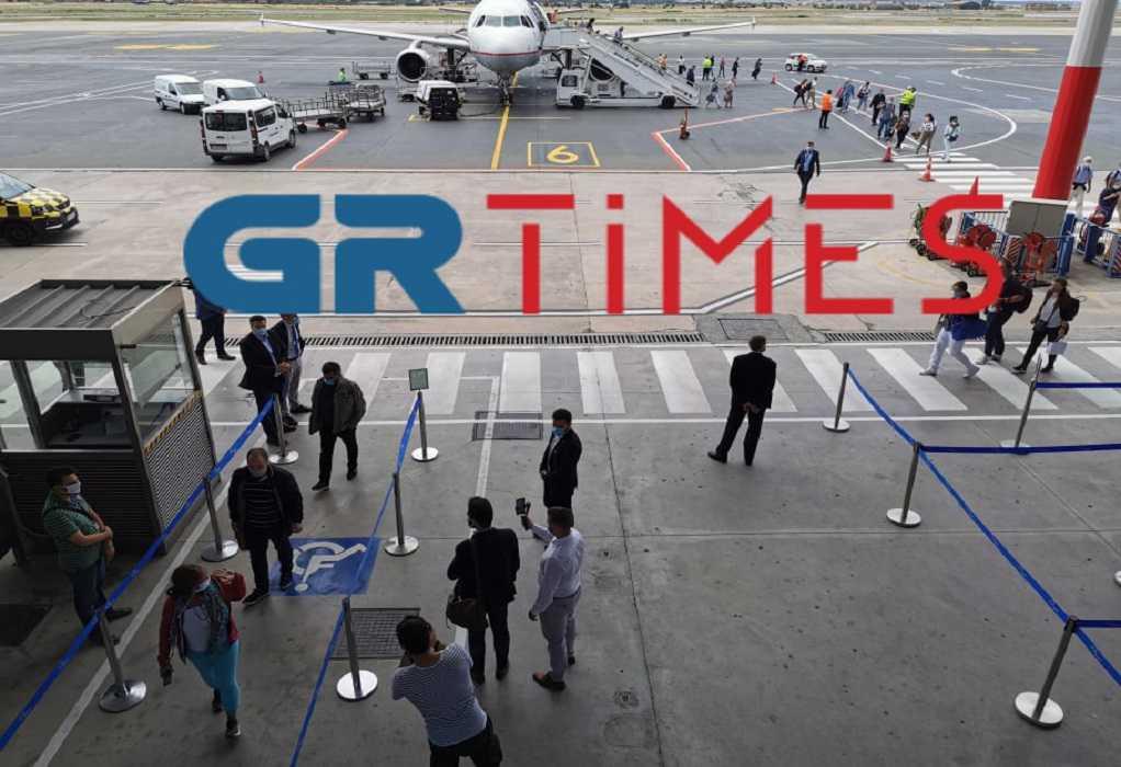 YΠΑ: Παράταση των notam για πτήσεις εξωτερικού και εσωτερικού