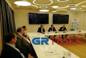 Αδ. Γεωργιάδης: Όλα για τη Θεσσαλονίκη, μπροστά η Βιομηχανία
