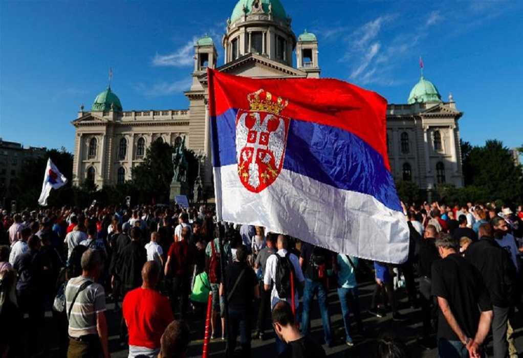 Σερβία: Καπνός από χώρο υγειονομικής ταφής απορριμμάτων καλύπτει τον ουρανό της πρωτεύουσας