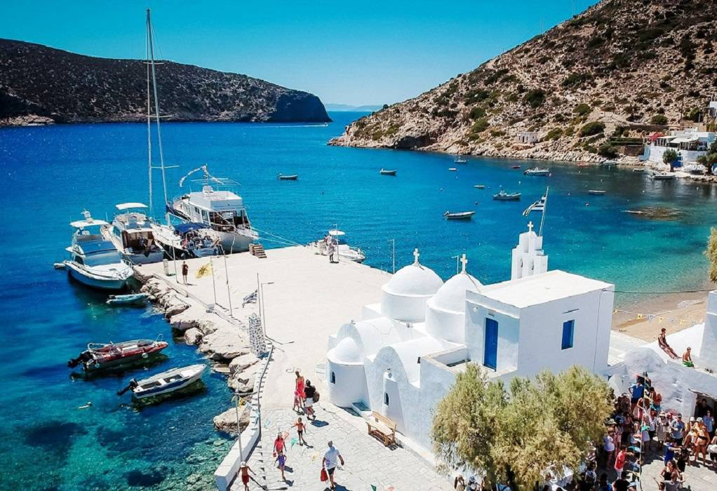 Διακοπές με ασφάλεια στα ελληνικά νησιά