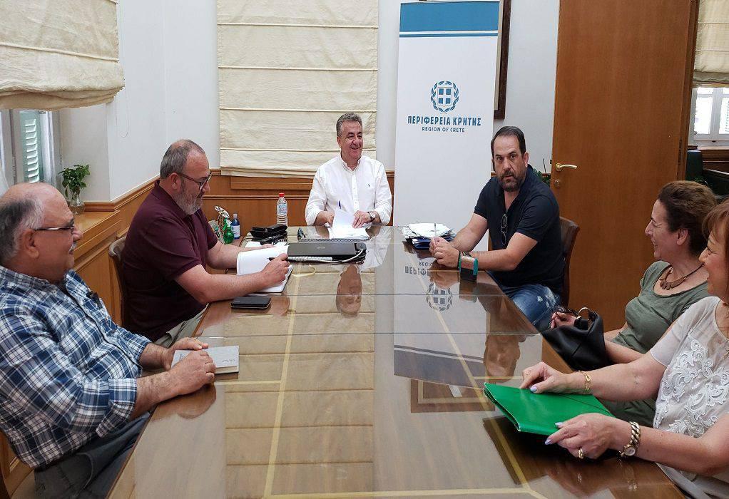 Κρήτη: Επισκευή στέγης ανηλίκων