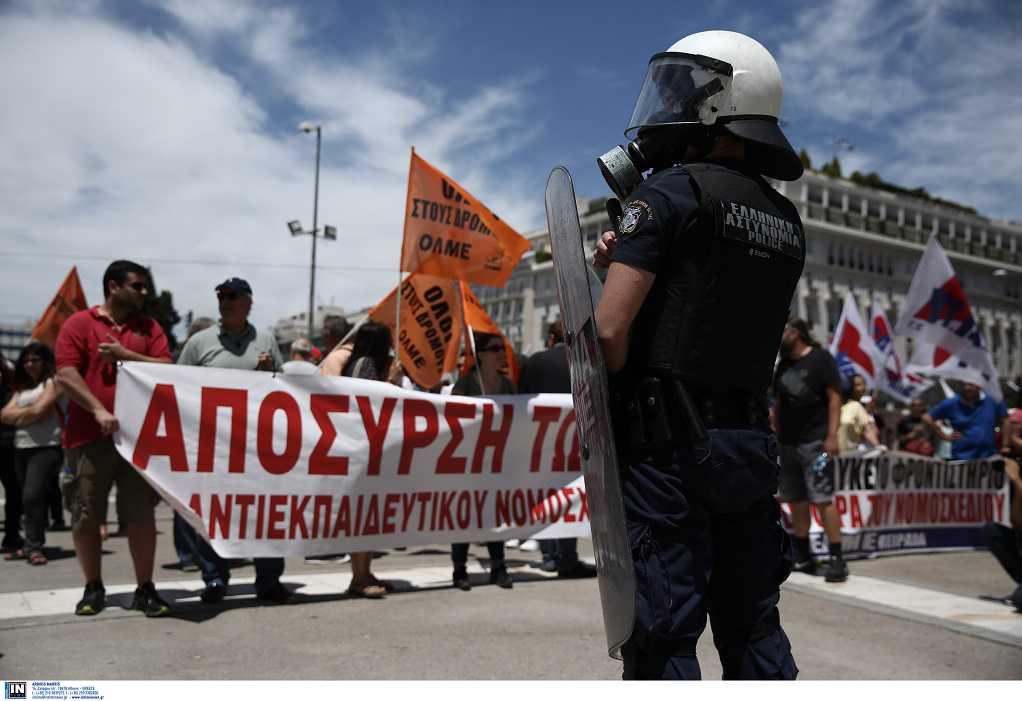 ΟΛΜΕ και ΔΟΕ στο πανεκπαιδευτικό συλλαλητήριο αύριο
