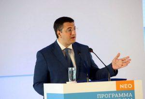 Απ. Τζιτζικώστας: Νέο στήριγμα για την υλοποίηση έργων