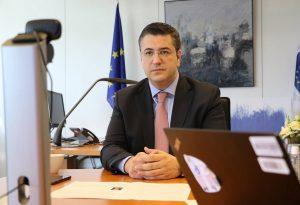 Στις Βρυξέλλες ο Α. Τζιτζικώστας με τον αντιπρόεδρο της ΕΤΕπ
