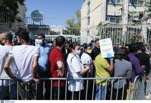 Κλειστά τα γραφεία της Κεντρικής Υπηρεσίας Ασύλου