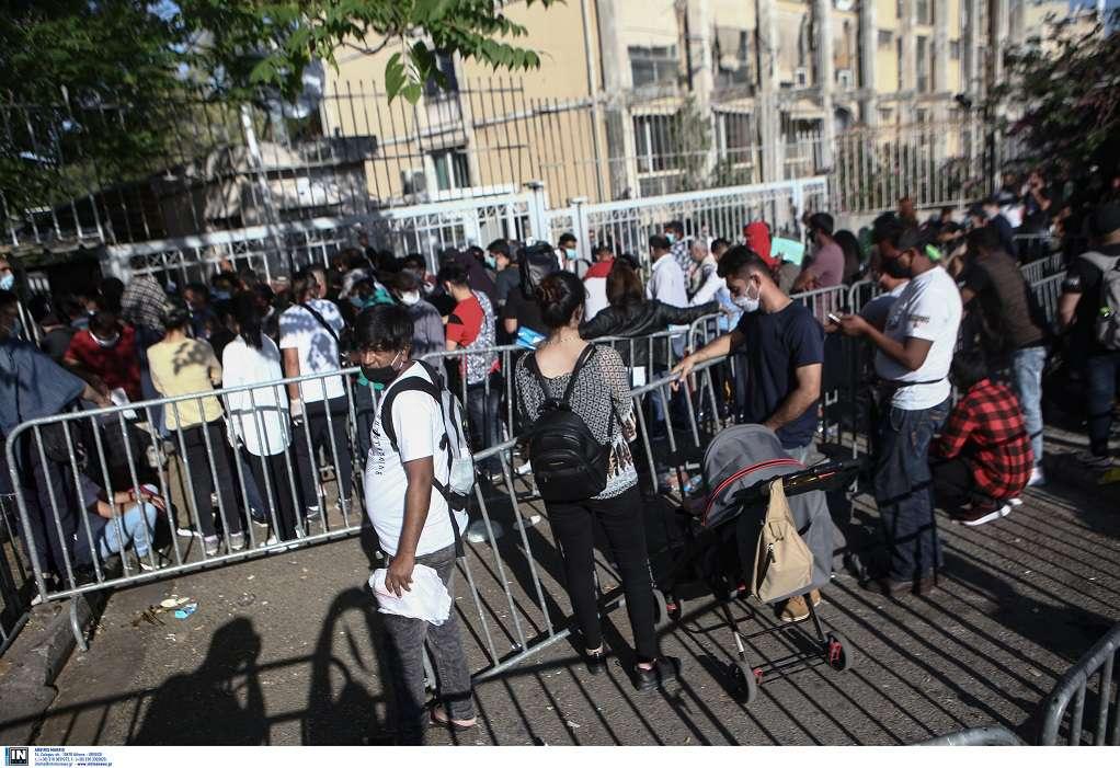 Στη Γαλλία 169 αιτούντες άσυλο