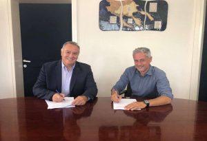 Χαλκιδική: Υπογραφή σύμβασης για αποκατάσταση οδικού δικτύου