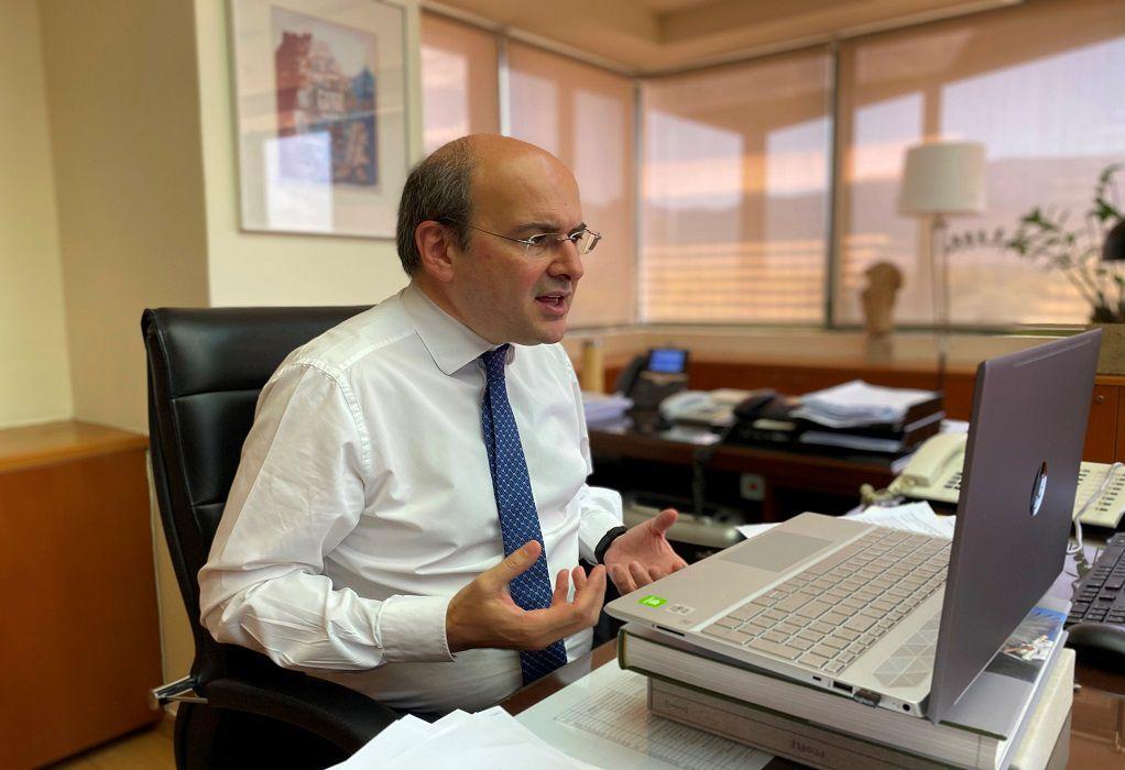 Χατζηδάκης: Νέα δικαιώματα, νέες δουλειές, αποτελεσματικοί έλεγχοι