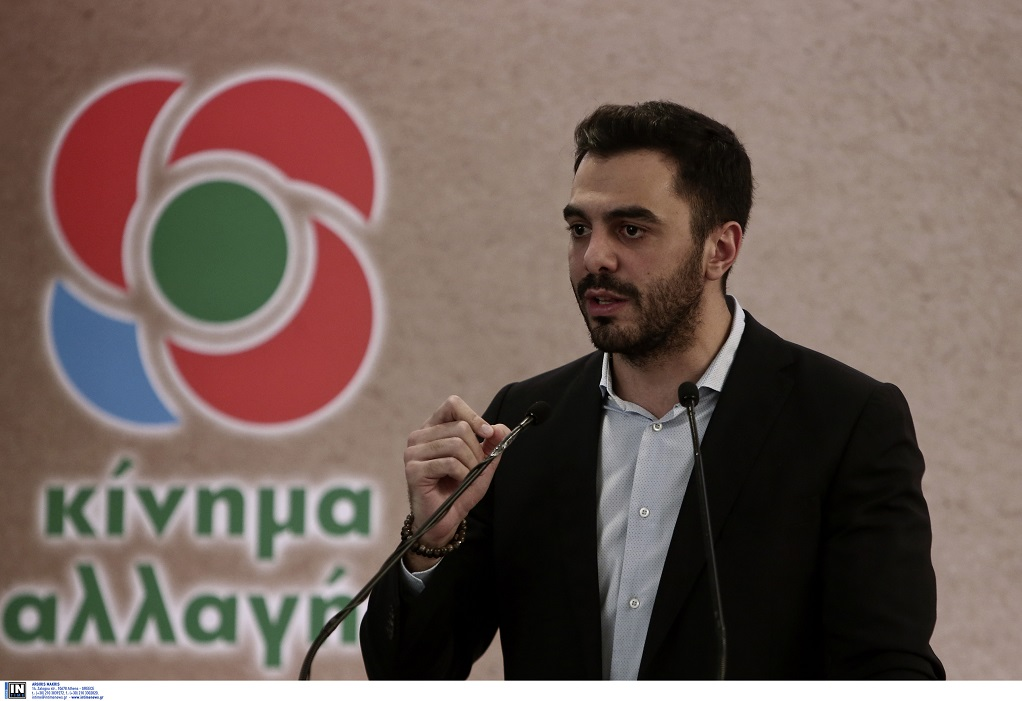 Χριστοδουλάκης: Ανεπαρκής ο ΣΥΡΙΖΑ ως αξιωματική αντιπολίτευση