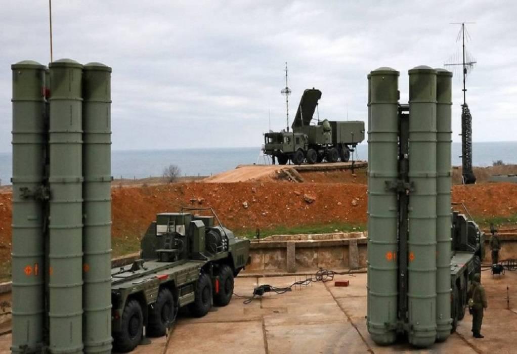 """Στο """"στόχαστρο"""" ΝΑΤΟ και ΗΠΑ η Τουρκία, για τους S-400"""