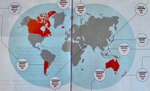 Κορωνοϊός: Ποιες χώρες δεν έχουν κανένα νεκρό
