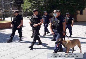 Θεσσαλονίκη: Πάνω από 7.000 έλεγχοι – 94 συλλήψεις (ΦΩΤΟ)