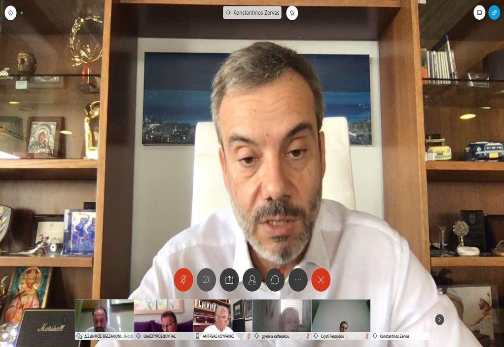 Ζέρβας: Έχουμε στρατηγική και σχέδιο