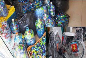 Πλαστικά καπάκια ανακυκλώνονται και μετατρέπονται σε αναπηρικά αμαξίδια!