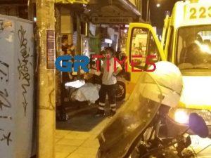 Θεσσαλονίκη: Άνδρας βρέθηκε νεκρός σε στάση του ΟΑΣΘ, φωτογραφία-2