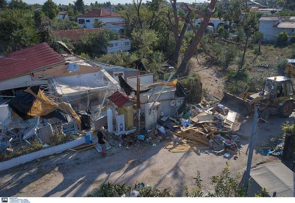 Χαλκιδική: Χωρίς αποζημιώσεις ένα χρόνο μετά τη θεομηνία
