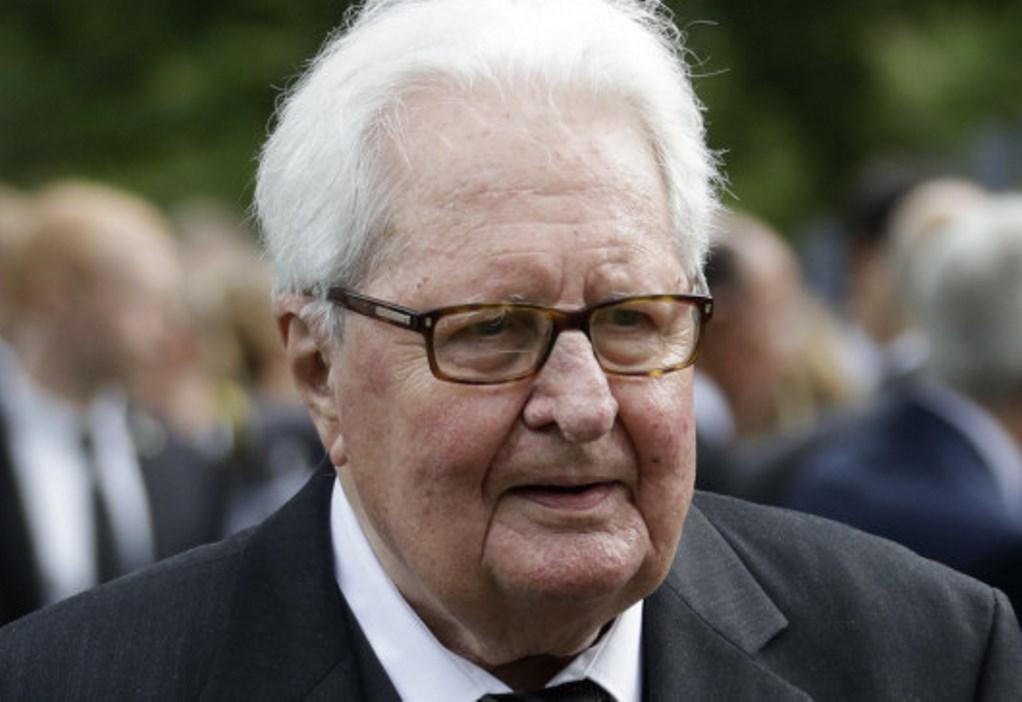 Γερμανία: Απεβίωσε ο πρώην πρόεδρος του SPD Χανς – Γιόχεν Φόγκελ