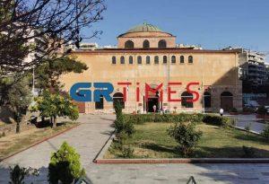 Θεσσαλονίκη: Παρεμβάσεις για ανάδειξη ΙΝ Αγ. Σοφίας και Κατακομβών