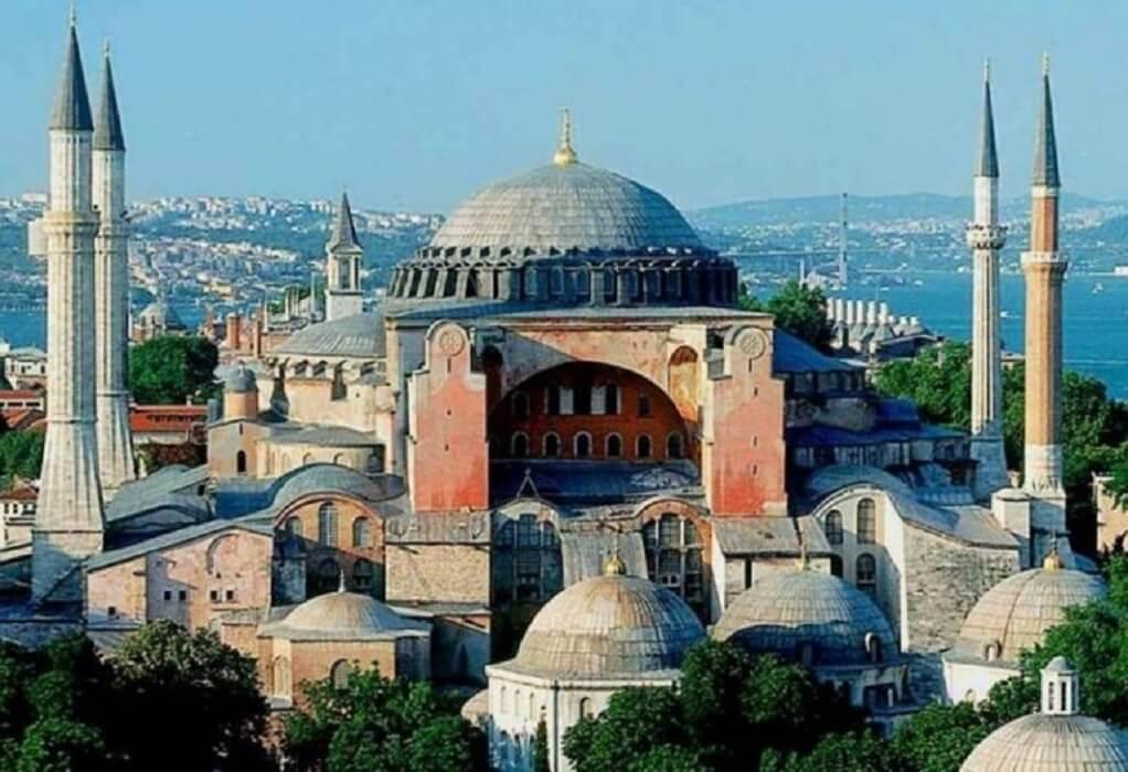 Αρχιεπίσκοπος Κύπρου για Αγία Σοφία: Απαράδεκτη η συμπεριφορά Ερντογάν