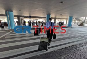 Αεροδρόμιο «Μακεδονία»: Ενθουσιασμός για το πλήρες άνοιγμα του τουρισμού (ΦΩΤΟ – VIDEO)