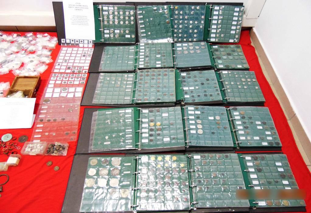 Σε… λογιστικό γραφείο έκρυβε τα αρχαία νομίσματα ο 64χρονος (ΦΩΤΟ)