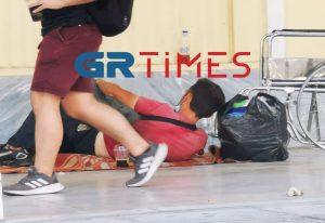 Μιχαηλίδου: Πρωτοβουλίες για τη στήριξη των αστέγων