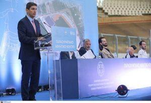 Σε εφαρμογή το Παραολυμπιακό Αθλητικό Κέντρο
